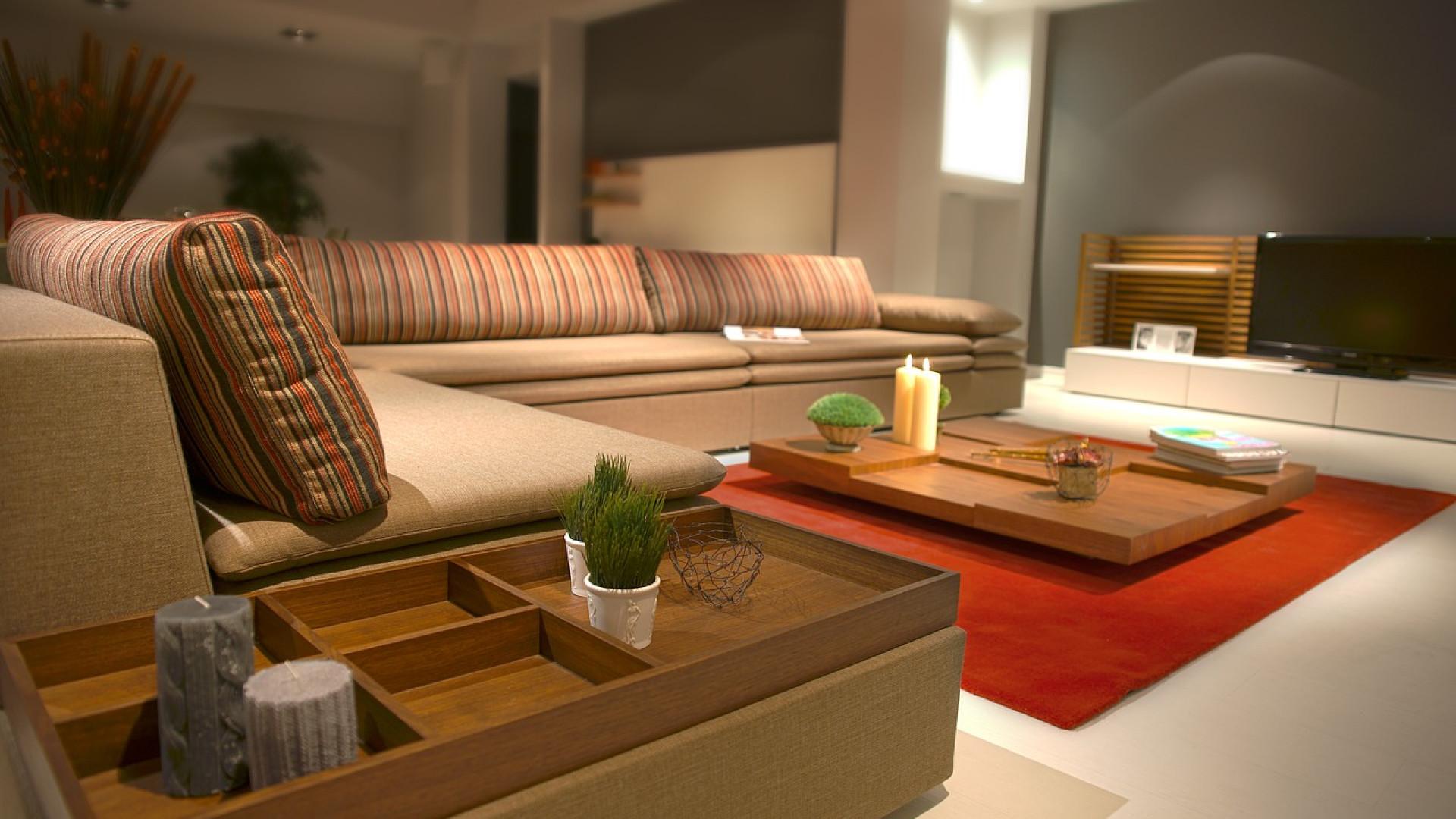 Comment meubler la salle de séjour ?