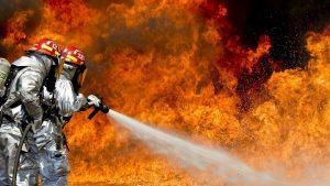 Le matériel pour détecter les incendies
